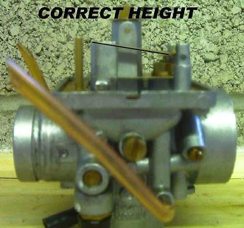 How To Fix A Stuck Carburetor Float